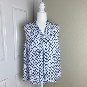 Tommy Hilfiger Sleeveless Blouse